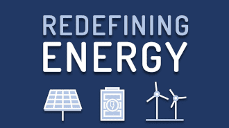 Redefining Energy – Methane, the invisible elephant in the room